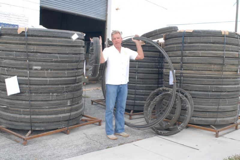 Don Holding 6 and 8 mm coils